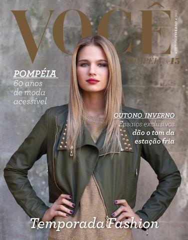 Revista Você Pompéia 15ª Edição by Lojas Pompéia - issuu 2128f9f4d3
