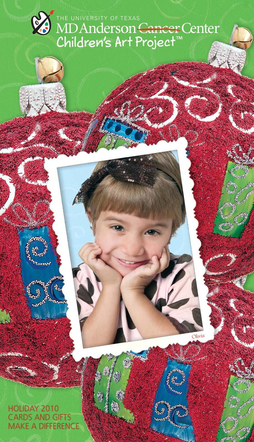 MDA_Holiday2010_90152A by MD Anderson Children\'s Art Project - issuu
