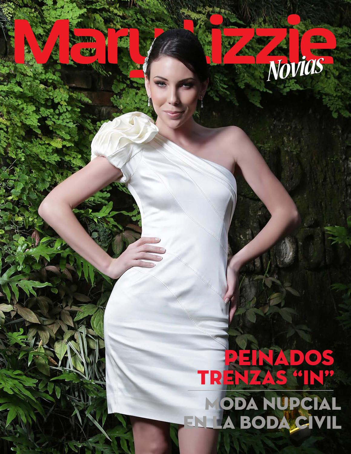 Revista Mary Lizzie Novias Edición # 48 by Revista Mary Lizzie ...