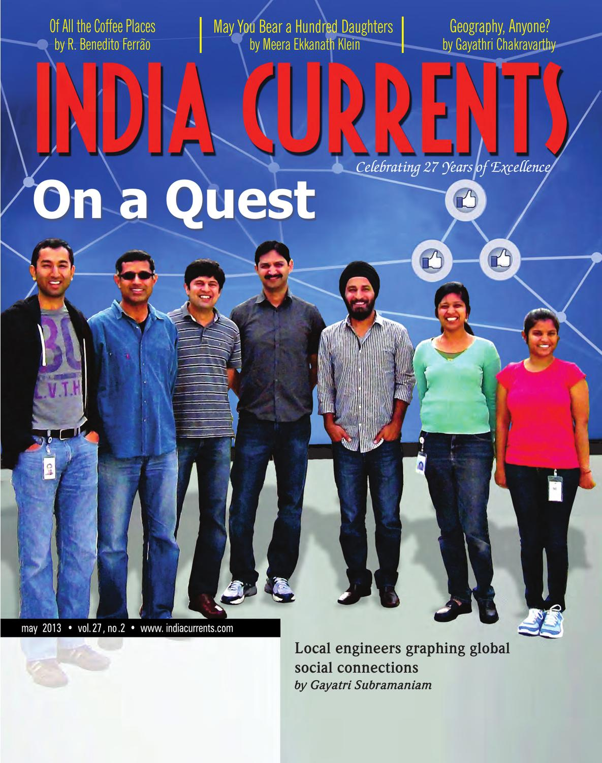 May 2013 Northern California Edition By India Currents