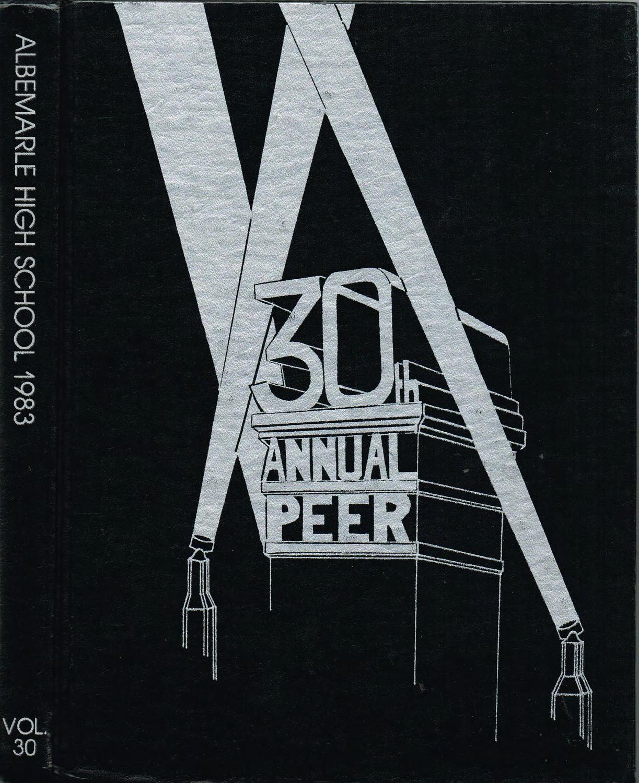 0a3e91e30 1983 Albemarle High School Peer by Stan Maupin - issuu