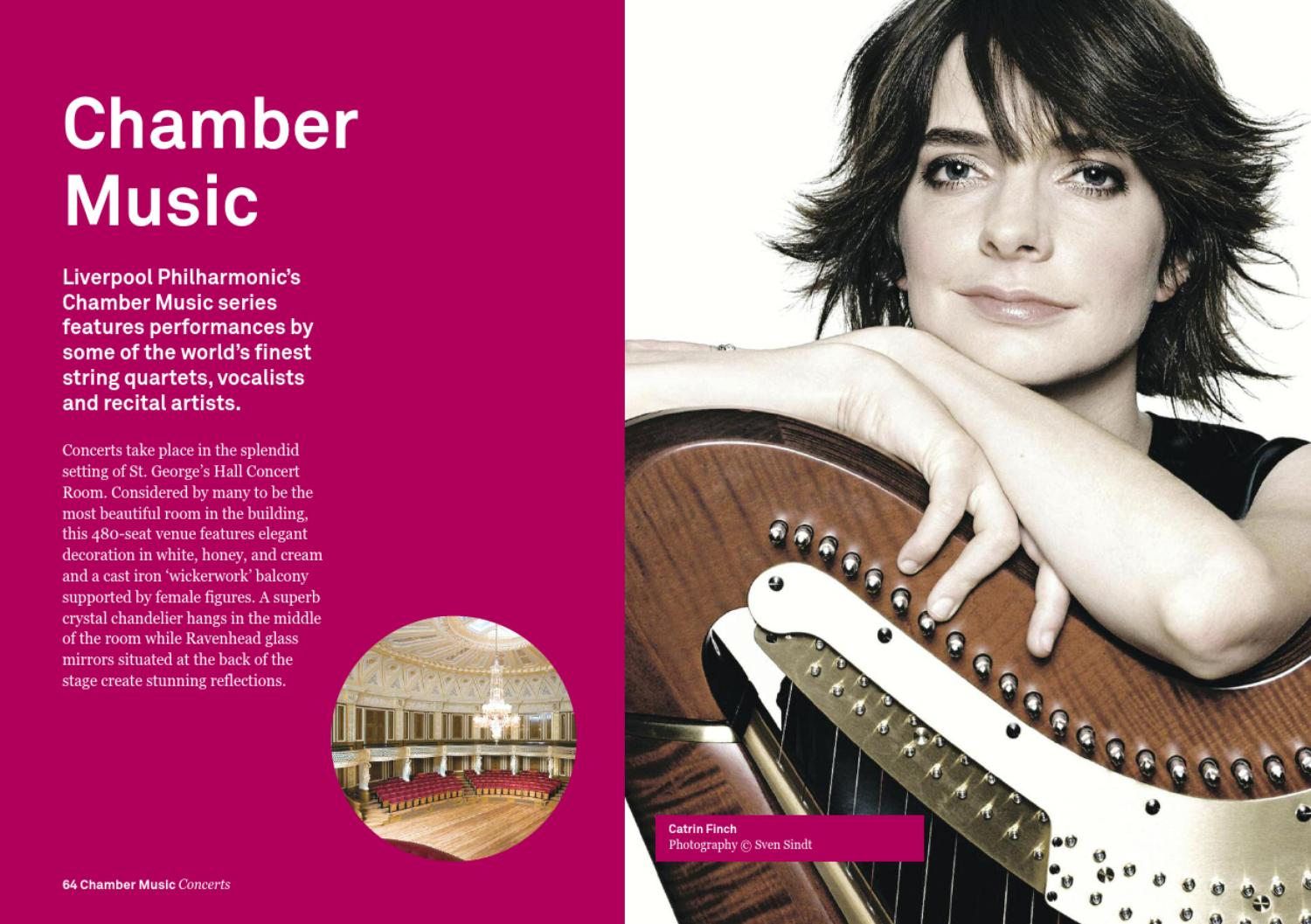 Concert Season 2013/14 by Liverpool Philharmonic - issuu