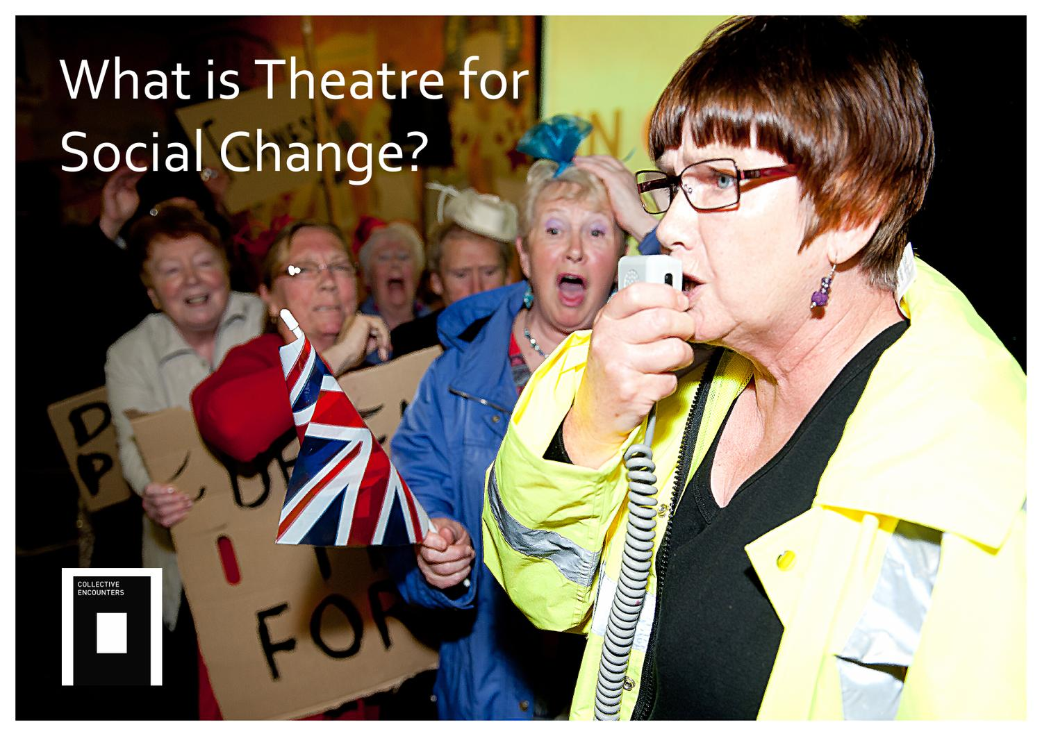 theatre for social change