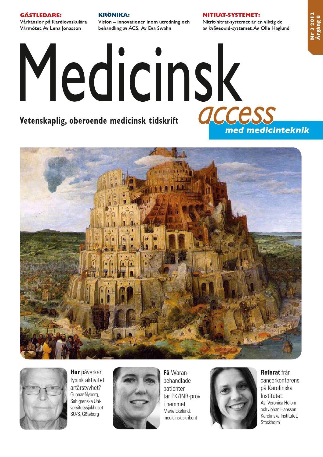 Medicinsk Mötes Tidskrift