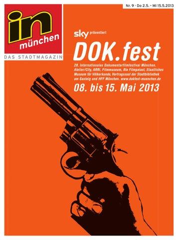 In Mnchen Ausgabe Nr 9 2013 By InMagazin Verlags GmbH
