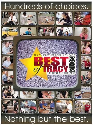 Best Of Tracy 2012 By Tracy Press Issuu