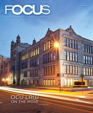 FOCUS Spring 2013 by Oklahoma City University - issuu on