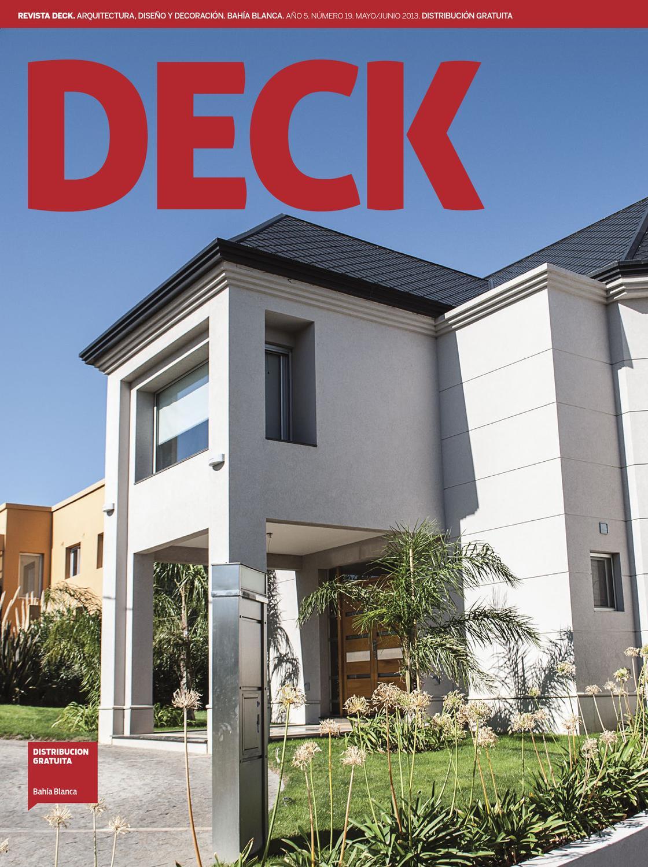 Revista Deck. Mayo/ Junio de 2013 by REVISTA DECK - issuu