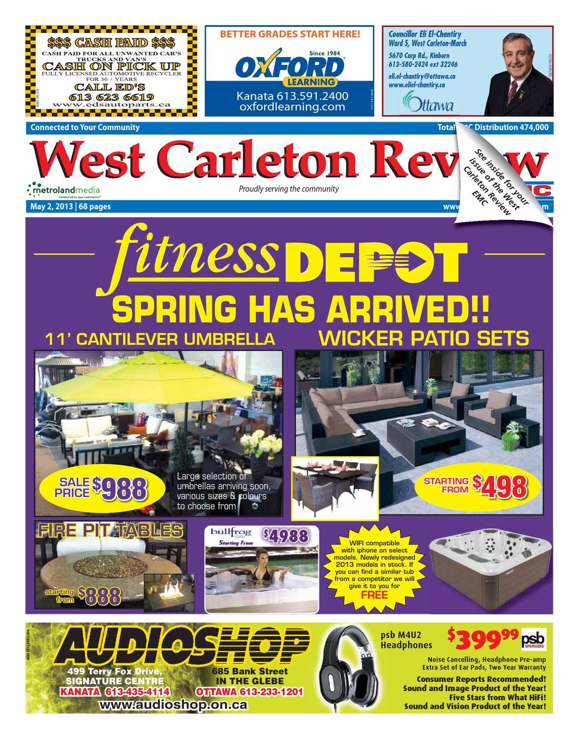 538bbf4ee9d168 West Carleton Review by Metroland East - West Carleton Review - issuu