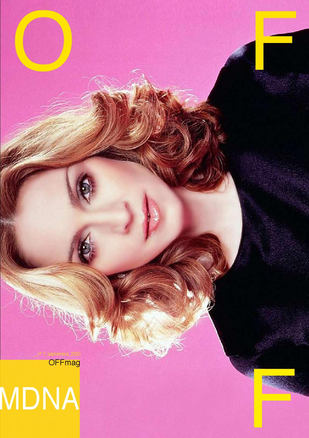 OFFmag_issue_7_Madonna by OFF mag - issuu