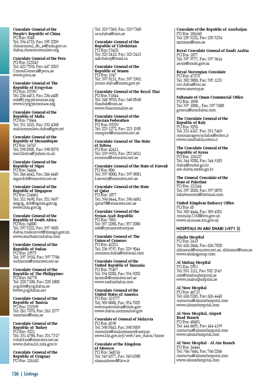 UAE Tourism Guide 2013 by Motivate Publishing - issuu