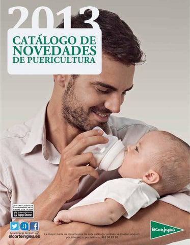 Catálogo novedades en puericultura de El Corte Inglés by Hackos ECC ... 9717c27ce6b3