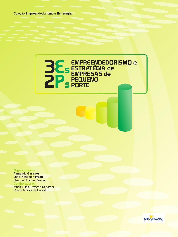 Empreendedorismo E Estratégia Em Empresas De Pequeno Porte