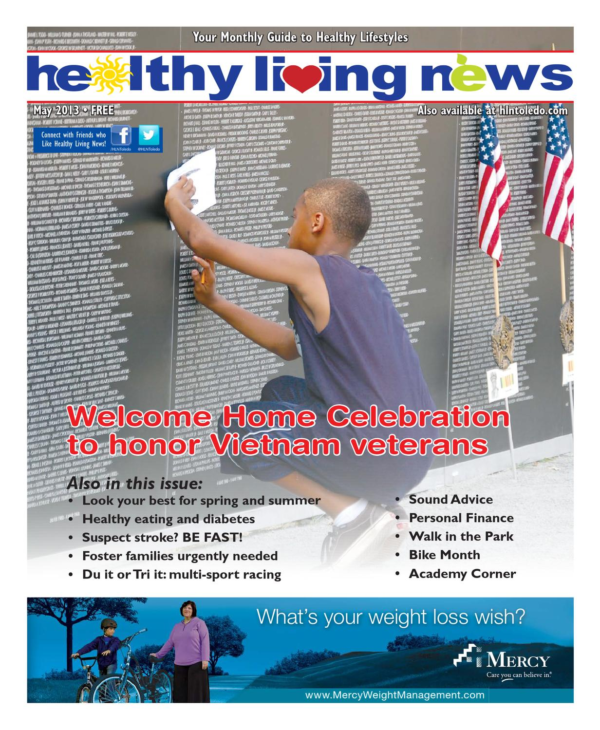 Hln May 2013 By Healthy Living News Issuu Csci 255 Flip Flops