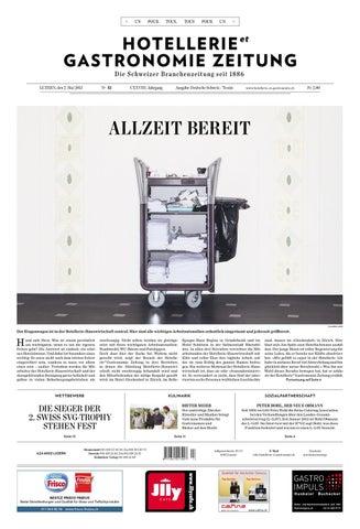 Hetg Zeitung 13 2013 By Hotellerie Gastronomie Verlag Issuu