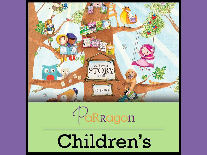 Parragon Childrens By Inc