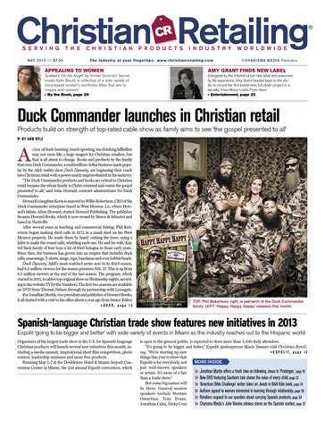 Christian Retailing May 2013 By Charisma Media Issuu