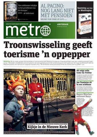 7762051f1b9bc4 20130502 nl amsterdam by Metro Netherlands - issuu