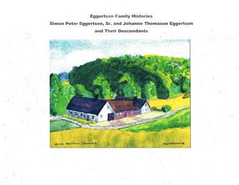 Awesome Eggertsen Family History By Monroe Paxman   Issuu