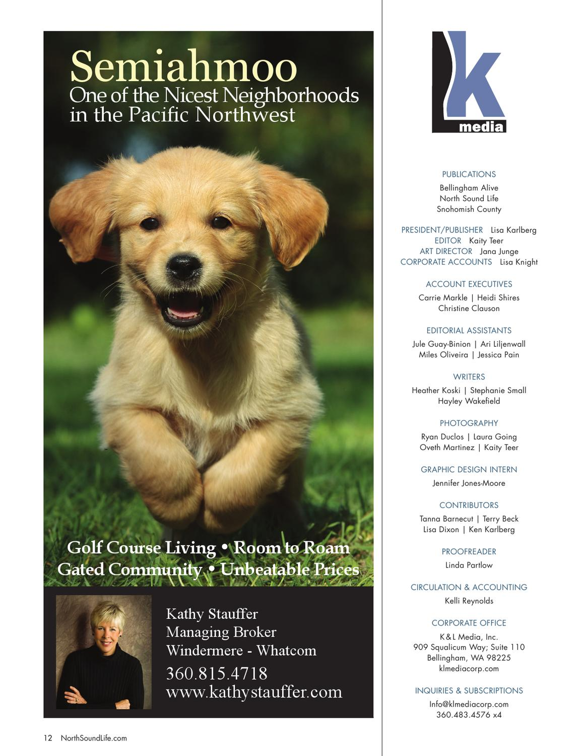 May-June '13 Snohomish County Magazine by K & L Media - issuu