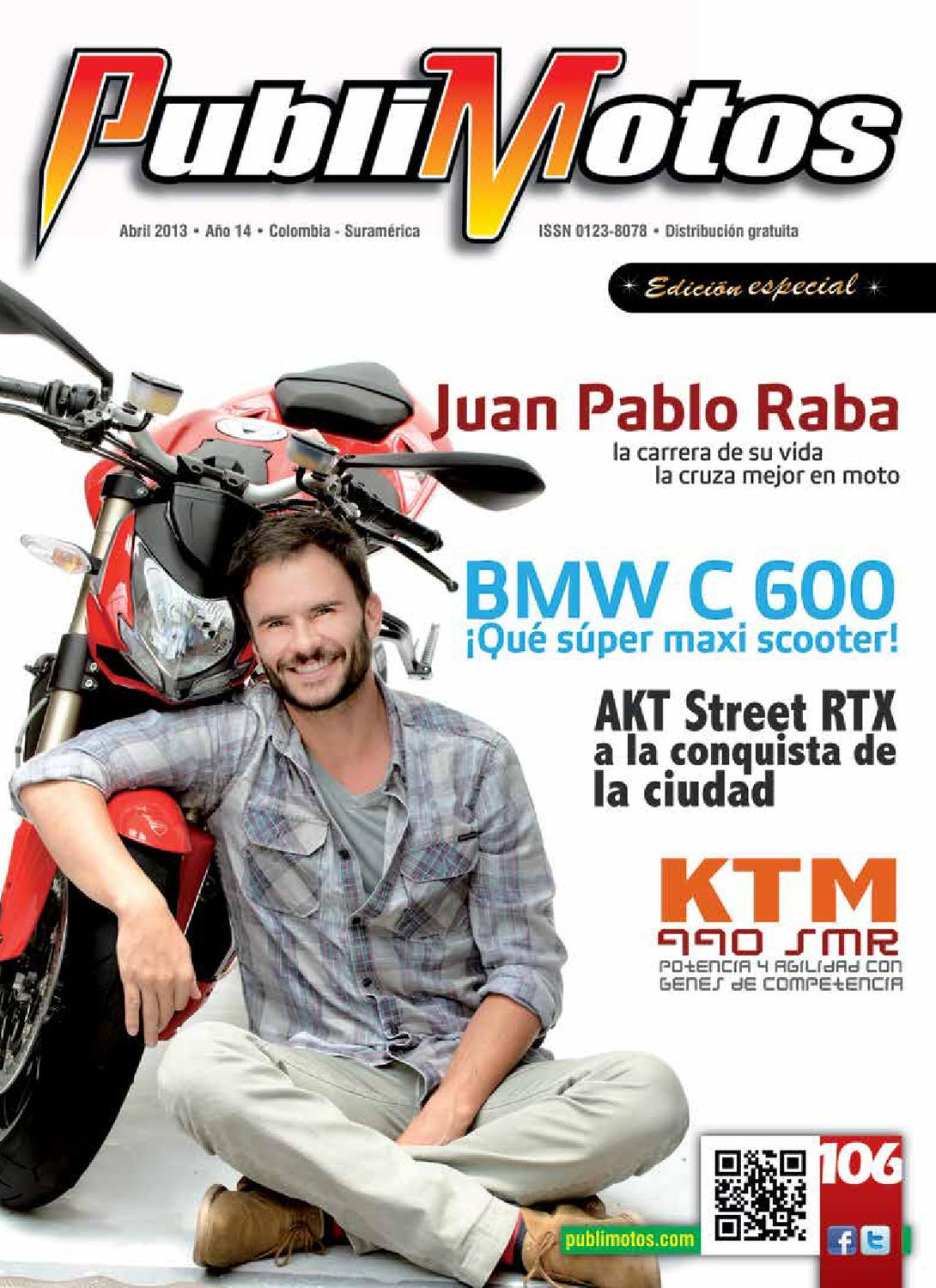 Revista Publimotos 106 by publimotos revista - issuu