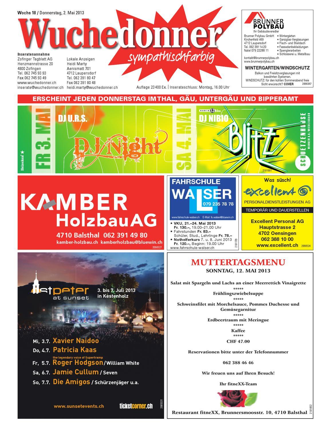 WuDo 29/13 by ZT Medien AG - issuu