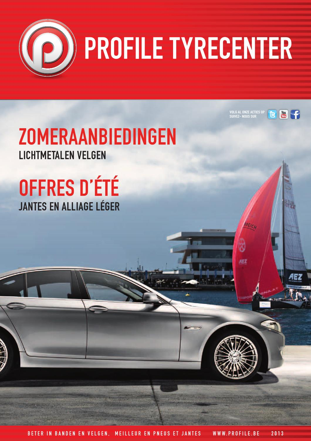 Zomer Velg Band Brochure 2013 Be By The Alwaysbemobile