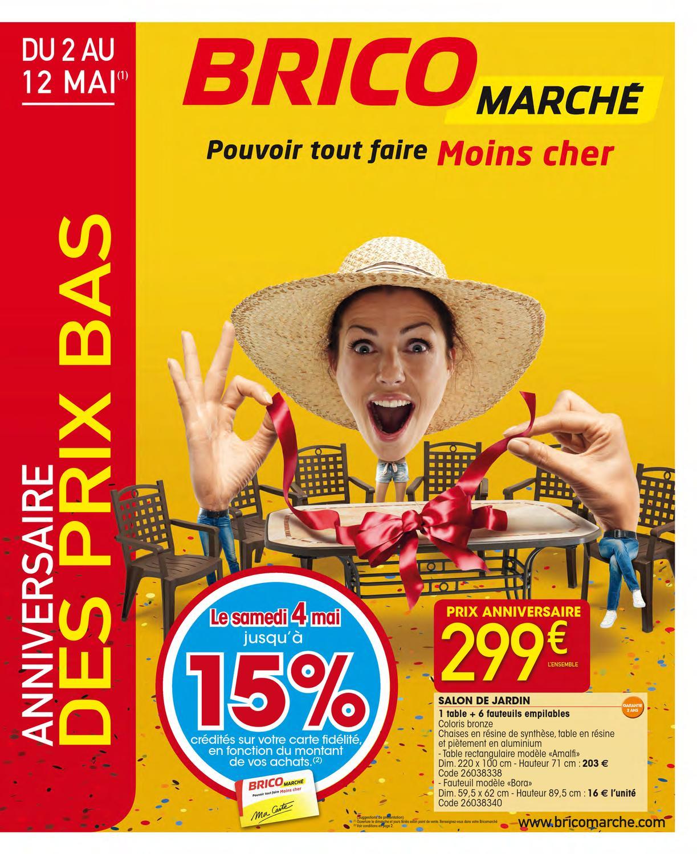 Catalogue bricomarché du 2 au 12 mai by ADREM COMMUNICATION ...