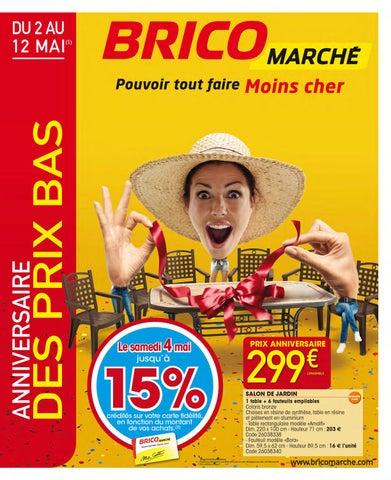 Catalogue Bricomarché Du 2 Au 12 Mai By Adrem Communication