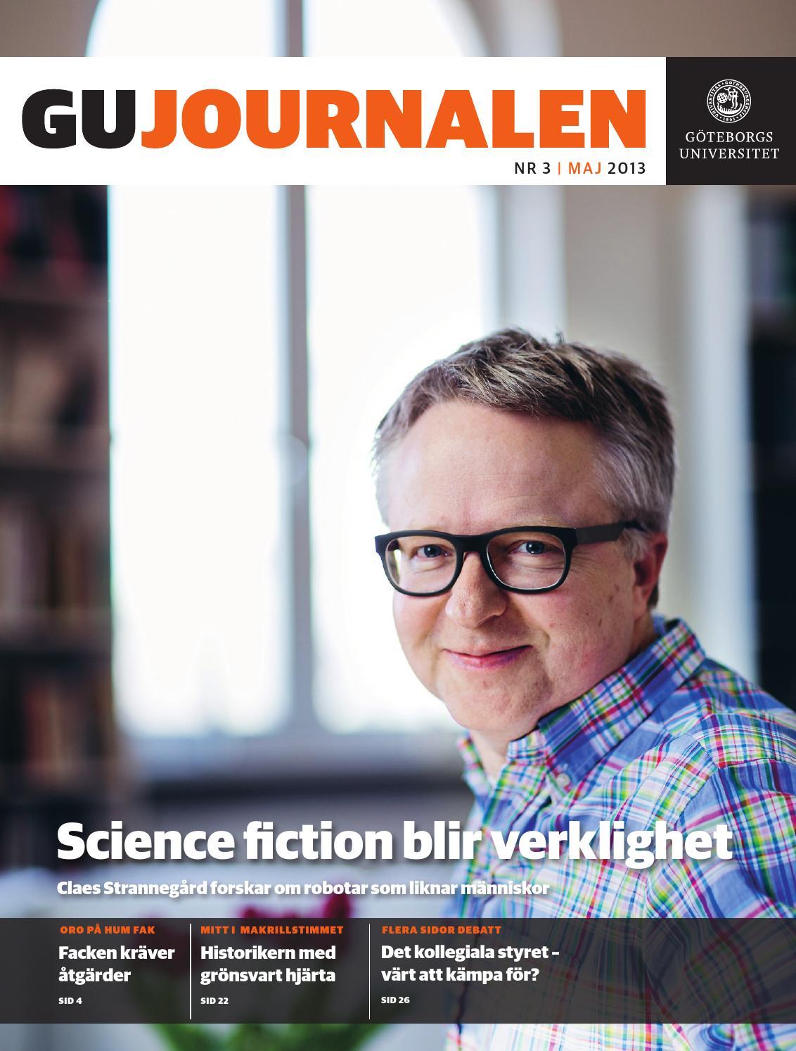 Henrik berggren professor hela veckan