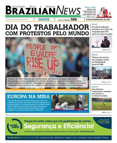 Brazilian News 569 by Express Media World - issuu 5676ea0bc7