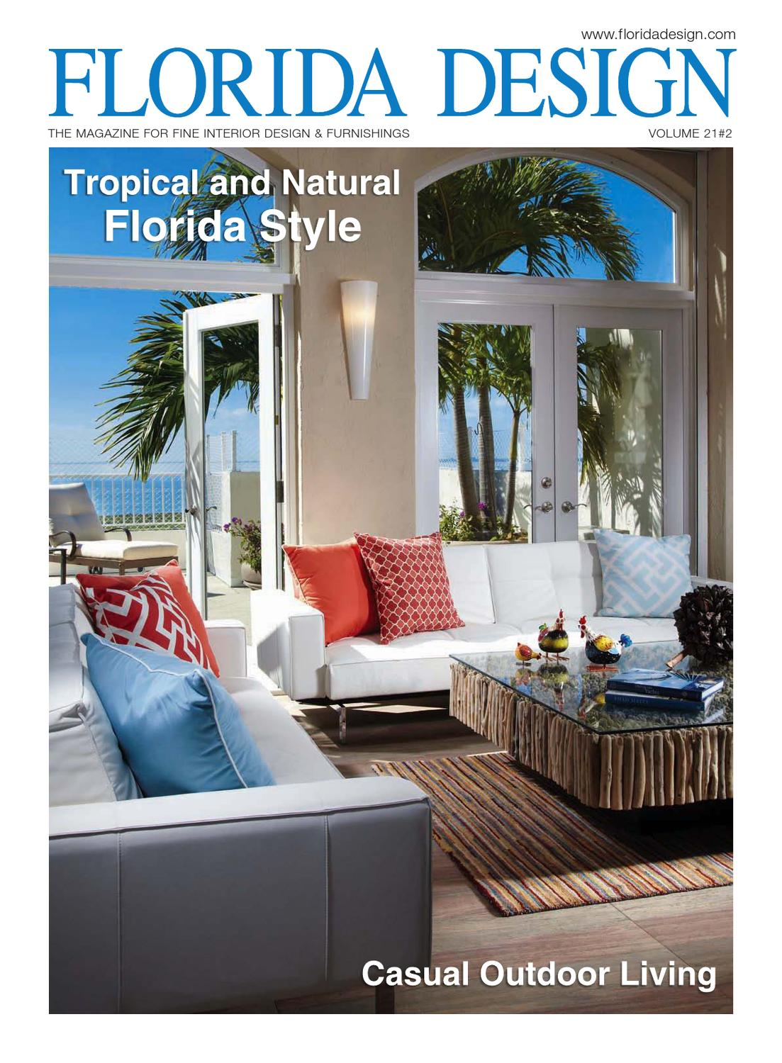 Florida Design Magazine By Florida Design Inc Issuu