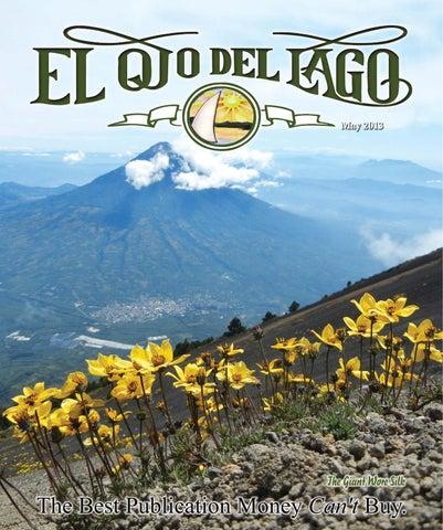 El Ojo del Lago -May 2013
