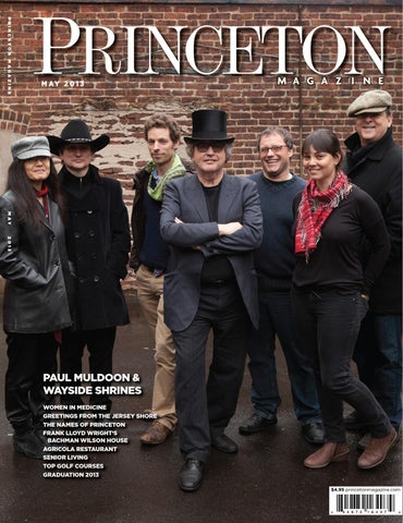Princeton Magazine By Witherspoon Media Group Issuu