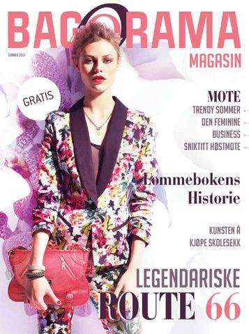 fcebb41f Bagorama Magasin 2013 vår/sommer by Bagorama AS - issuu