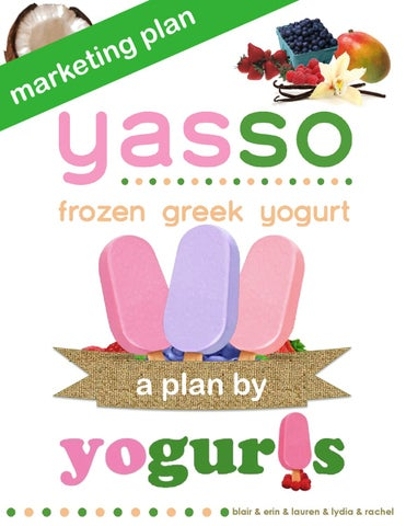 tcby swot analysis This report provides in depth study of frozen yogurt market using swot analysis ie strength, weakness, opportunities and threat to the organization the frozen yogurt market report also provides an in-depth survey of key players in the market which is based on the various objectives of an.