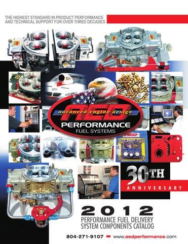 2013 AED Carburetor Catalog by Fabre Australia - issuu