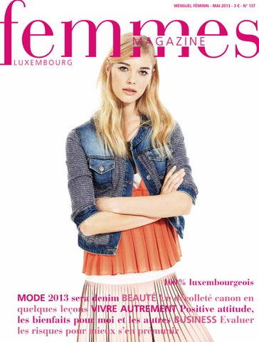 Femmes Magazine 137 - mai 2013 by alinea communication - issuu 04408ad70b7