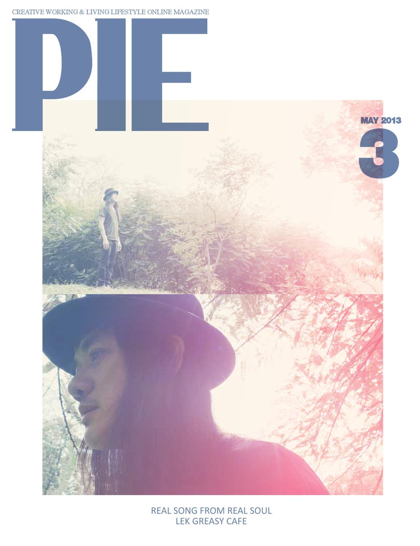 pie issue 3