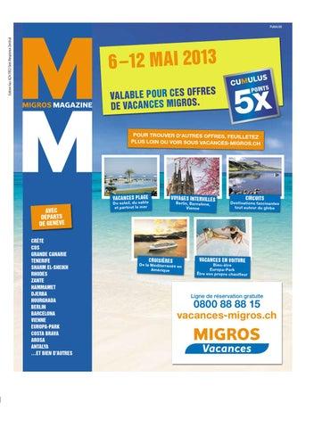 Migros-Magazin-19-2013-f-AA by Migros-Genossenschafts-Bund - issuu 60706c2de35