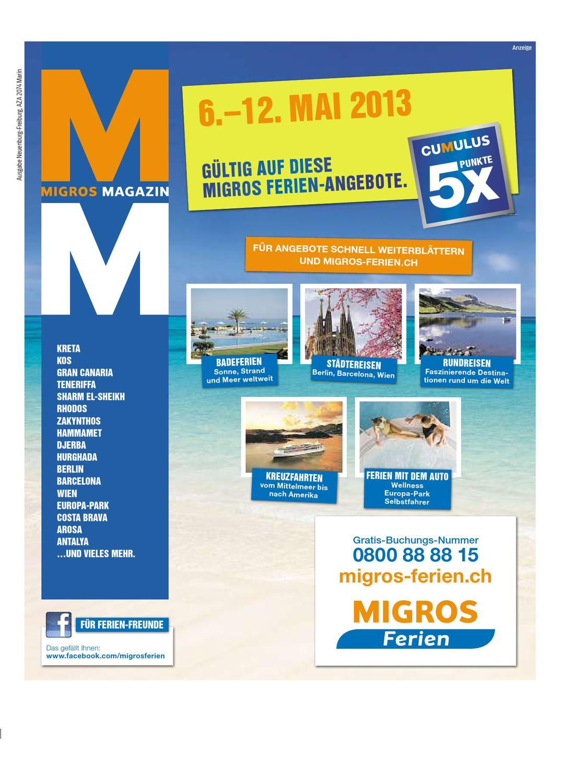 1488869e5c69e0 Migros-Magazin-19-2013-d-NE by Migros-Genossenschafts-Bund - issuu