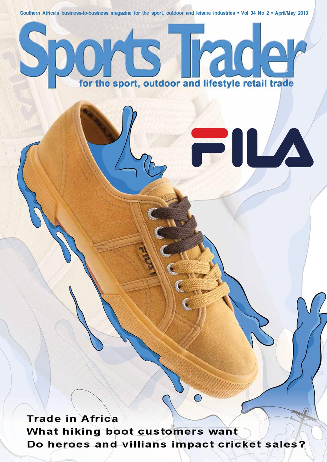 Sports Trader AprilMay 2013 by Nelle du Toit issuu
