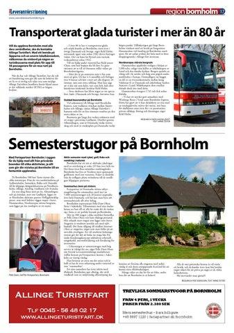 Fler an 40 000 bor pa bornholm 3