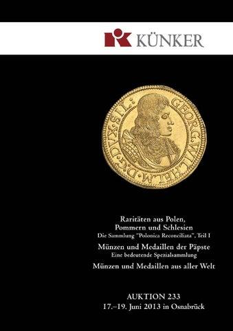 Auktion 233 Künker By Fritz Rudolf Kuenker Gmbh Co Kg Issuu