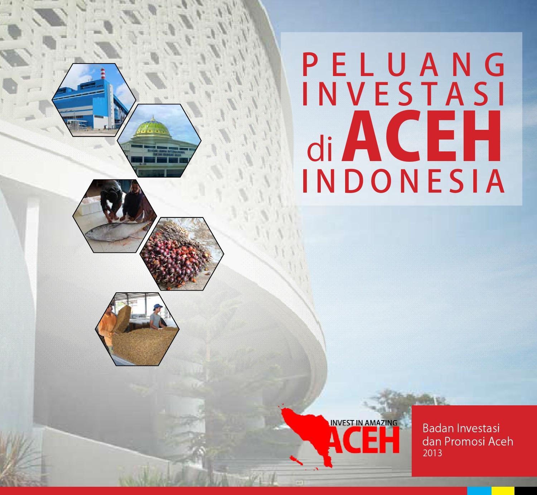 Peluang Investasi di Aceh by eka sap - Issuu