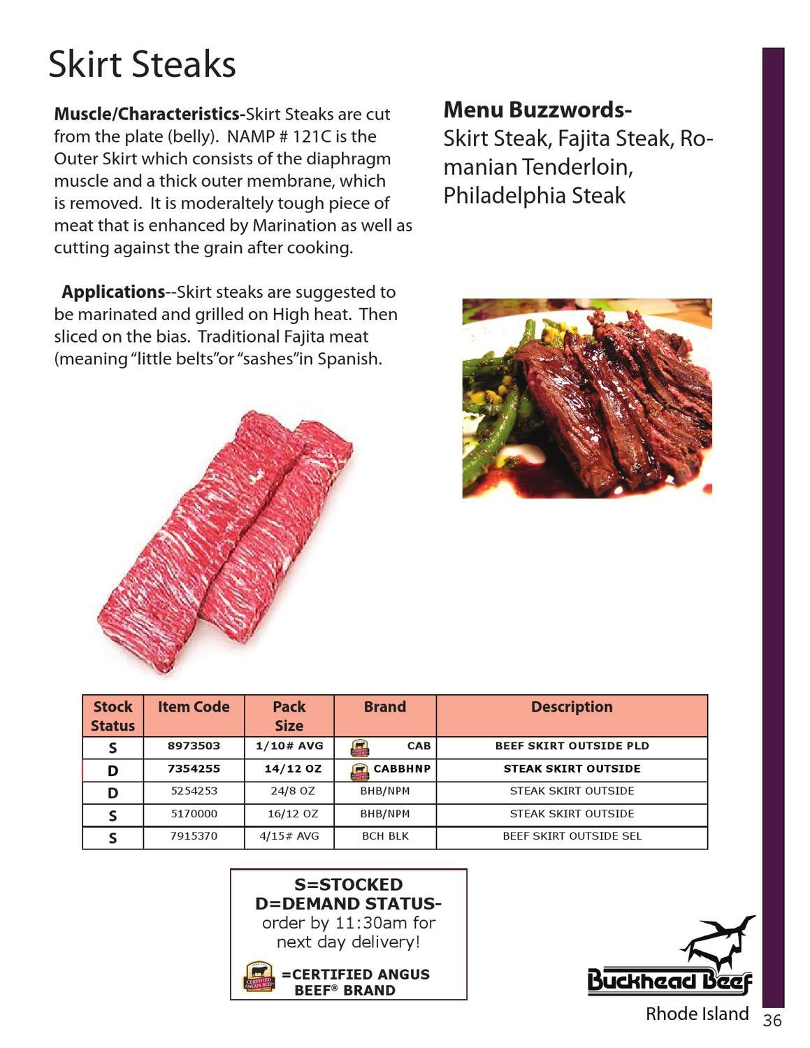 What Does Skirt Steak Mean In Spanish  Lixnet Ag-6202