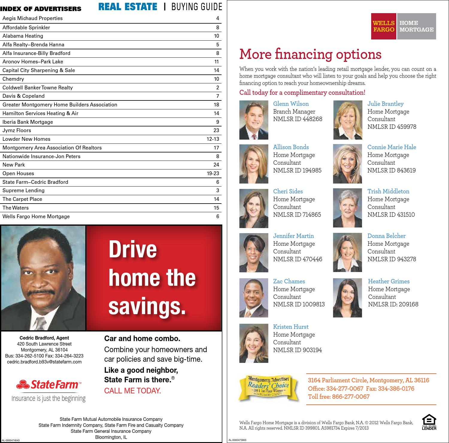 Real Estate Buying Guide by Montgomery Advertiser - Issuu