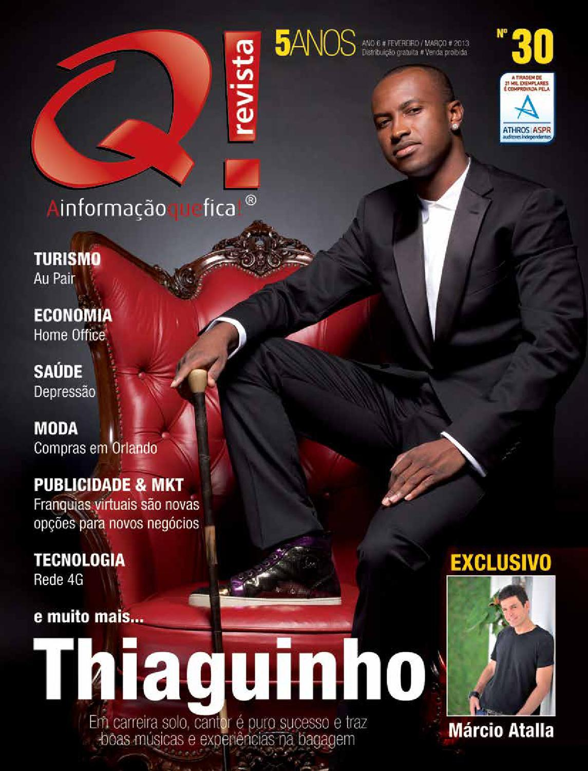 Thiaguinho by Q Revista - issuu 2ee94edac6