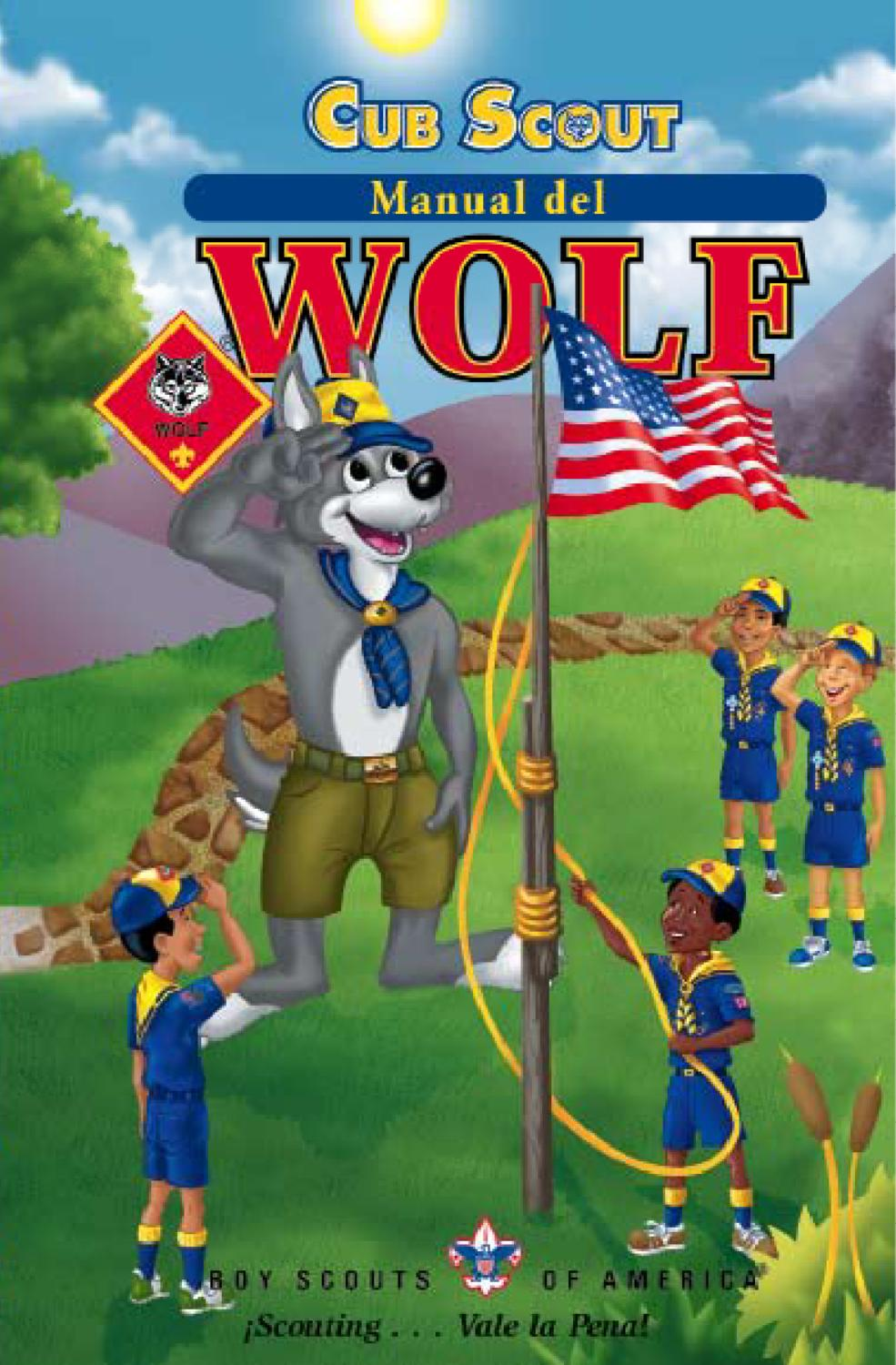 Manual Wolf para Cub Scout by Hector Antunez de Mayolo - issuu