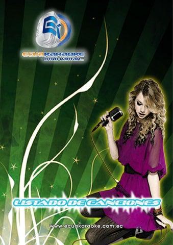 Yo voy a casarme vestida de blanco karaoke